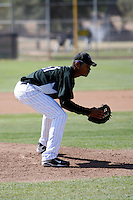Esmil Rogers - Colorado Rockies - 2009 spring training.Photo by:  Bill Mitchell/Four Seam Images