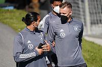 Emre Can (Deutschland Germany), Bernd Leno (Deutschland Germany) - Seefeld 28.05.2021: Trainingslager der Deutschen Nationalmannschaft zur EM-Vorbereitung