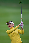 Player in action during the Hyundai China Ladies Open 2014 Pro-am on December 10 2014, in Shenzhen, China. Photo by Li Man Yuen / Power Sport Images