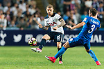 Tottenham Hotspur Defender Kieran Trippier (L) in action during the Friendly match between Kitchee SC and Tottenham Hotspur FC at Hong Kong Stadium on May 26, 2017 in So Kon Po, Hong Kong. Photo by Man yuen Li  / Power Sport Images