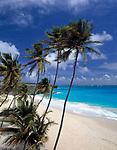 BRB, Barbados, Bottom Bay: einsamer Strand an der Suedostkueste | BRB, Barbados, Bottom Bay: secluded beach