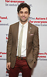 Brandon Uranowitz attends The Actors Fund Annual Gala at Marriott Marquis on April 29, 2019  in New York City.