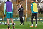 22.11.2020, Trainingsgelaende am wohninvest WESERSTADION,, Bremen, GER, 1.FBL, Werder Bremen Training, im Bild<br /> <br /> <br /> <br /> Tim Borowski (Co-Trainer SV Werder Bremen<br /> <br /> Foto © nordphoto / Gumz