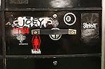 Joey's drawer in the flight case.