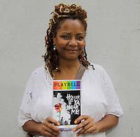06-08-14 Tonya Pinkins stars in Holler If Ya Hear Me - Palace Theatre, NYC