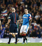 Lee Wallace and Bobby Madden
