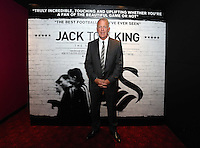 """Pictured: Coach Alan Curtis. Friday 12 September 2014<br /> Re: Premiere of """"Jack To A King"""" a film about the history of Swansea City Football Club, at The Empire Cinema in Leicester Square, London, UK."""