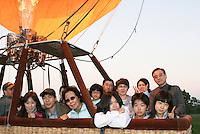 20120102 Hot Air Balloon Cairns 02 January