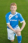 St Johnstone Academy Under 17's…2016-17<br />Kyle Green<br />Picture by Graeme Hart.<br />Copyright Perthshire Picture Agency<br />Tel: 01738 623350  Mobile: 07990 594431