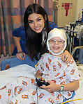 HPA Victoria Justice at CHOC 121911