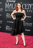"""LOS ANGELES, USA. September 30, 2019: Annie Wersching at the world premiere of """"Maleficent: Mistress of Evil"""" at the El Capitan Theatre.<br /> Picture: Jessica Sherman/Featureflash"""