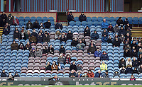 Plenty of empty seats amongst the Burnley fans at Turf Moor<br /> <br /> Photographer Rich Linley/CameraSport<br /> <br /> Emirates FA Cup Third Round - Burnley v Barnsley - Saturday 5th January 2019 - Turf Moor - Burnley<br />  <br /> World Copyright © 2019 CameraSport. All rights reserved. 43 Linden Ave. Countesthorpe. Leicester. England. LE8 5PG - Tel: +44 (0) 116 277 4147 - admin@camerasport.com - www.camerasport.com