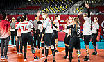Tokyo 2020 - Sitting Volleyball // Volleyball Assis.<br /> Canada takes on Japan in sitting volleyball // Le Canada affronte le Japon en volleyball assis. 09/01/2021.