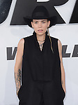 Skylar Grey attends The Universal Pictures World Premiere of Furious 7 held at The TCL Chinese Theatre IMAX Theater  in Hollywood, California on April 01,2015                                                                               © 2015 Hollywood Press Agency