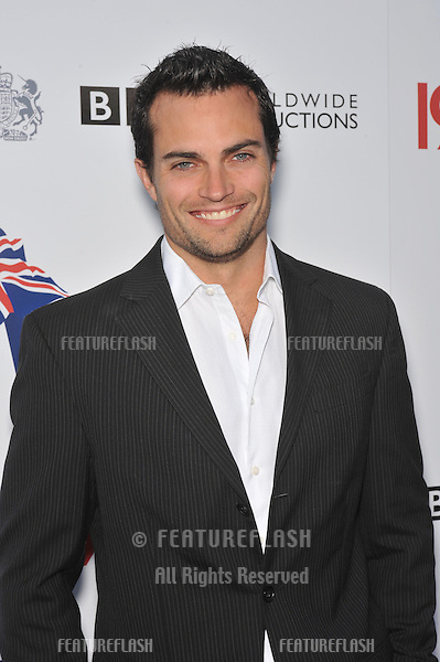 Scott Elrod at the champagne launch party for BritWeek 2010 at the British Consul-General's residence in Los Angeles..April 20, 2010  Los Angeles, CA.Picture: Paul Smith / Featureflash