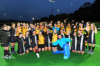 210923 Wellington Girls P3 Hockey Final - St Mary's College 1 v Wellington Girls' College 4