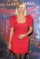 Emma Bunton Christmas Party, Royal Albert Hall, London on December 6th 2019<br /> <br /> Photo by Keith Mayhew