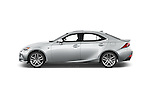 Car driver side profile view of a 2015 Lexus IS 350 4 Door Sedan