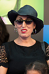 """Rossy de Palma attends to the premiere of the film """"Inside Out ( Al Revés)"""" at Callao Cinemas in Madrid, Spain. July 15, 2015.<br />  (ALTERPHOTOS/BorjaB.Hojas)"""