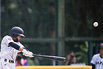 #77 Watanabe Nana of Japan bats during the BFA Women's Baseball Asian Cup match between Japan and India at Sai Tso Wan Recreation Ground on September 6, 2017 in Hong Kong. Photo by Marcio Rodrigo Machado / Power Sport Images