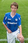 St Johnstone FC Academy Under 15's<br /> Jordan Walker<br /> Picture by Graeme Hart.<br /> Copyright Perthshire Picture Agency<br /> Tel: 01738 623350  Mobile: 07990 594431