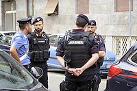 - Milano, pattuglia di Carabinieri appartenenti alle Aliquote di Primo Intervento (A.P.I.)<br /> <br /> - Milan,  Carabinieri patrol belonging to Aliquots of Early Intervention (A.P.I.)
