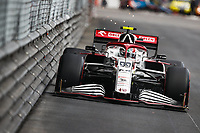 23rd May 2021; Principality of Monaco; F1 Grand Prix of Monaco,   Race Day;  99 GIOVINAZZI Antonio ita, Alfa Romeo Racing ORLEN C41