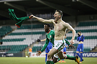 Republic of Ireland vs Azerbaijan - 2019 UEFA Under 21 European Qualifying Round.