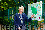 Michael Gleeson Killarney Mayor is welcoming the news that work on the €50,00 upgrade to Knockreer playground will commence shortly