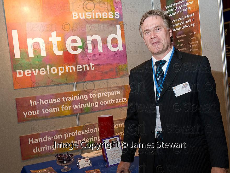 Falkirk Business Exhibition 2011<br /> Intend Business Development LLP