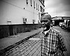 Mr Fitzpatrick Maria from the Justice Makers team in Lagos. Nigeria.