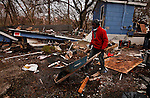 Staten Island recovering after Hurricane Sandy NYC
