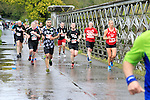 at the Obelisk Bridge during the Boyne 10k Run on Thursday 3rd May 2015.<br /> Picture:  Thos Caffrey / www.newsfile.ie