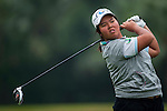 Ruqing Guan of China in action during the Hyundai China Ladies Open 2014 on December 12 2014, in Shenzhen, China. Photo by Xaume Olleros / Power Sport Images