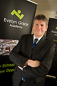 Peter Walker, principal designate of Evelyn Grace Academy, Brixton.