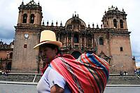 Cuzco-Machu Picchu. Peru