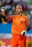 18.01.2010, Ellis Park Stadium, Johannesburg, RSA, FIFA WM 2010, Slovenia (SLO) vs United states of America (USA), im Bild Goalkeeper of USA Tim Howard. EXPA Pictures © 2010, PhotoCredit: EXPA/ Sportida/ Vid Ponikvar