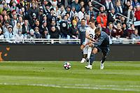 St Paul, MN - Saturday, April 13, 2019: Minnesota United FC played New York City FC in a Major League Soccer (MLS) game at Allianz Field.  Final score Minnesota United 3, New York City FC 3