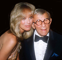 Susan Anton George Burns 1980s Photo By John Barrett/PHOTOlink