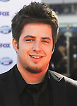 Lee DeWyze at the 2010 American Idol Finale at Nokia Theatre in Los Angeles, May 26th 2010...Photo by Chris Walter/Photofeatures