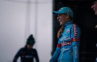 biggest victory yet for Denise Betsema (NED/Marlux-Bingoal)<br /> <br /> women's race<br /> CX World Cup Koksijde 2018