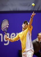 9-12-09, Rotterdam, Tennis, REAAL Tennis Masters 2009,  Marcus Hilpert