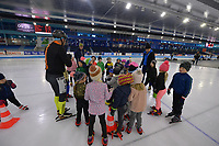 SCHAATSEN: HEERENVEEN, 05-10-2019, IJsstadion Thialf, Jeugdschaatsen, ©foto Martin de Jong
