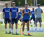 24.06.2019 Rangers training in Algarve: Jordan Jones