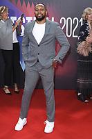 DJ Tazer bei der Premiere des Kinofilms 'The Lost Daughter' auf dem 65. BFI London Film Festival 2021 in der Royal Festival Hall. London, 13.10.2021 . Credit: Action Press/MediaPunch **FOR USA ONLY**