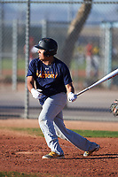 Isaac Muniz (53), from Pecos, Texas, while playing for the Astros during the Under Armour Baseball Factory Recruiting Classic at Red Mountain Baseball Complex on December 29, 2017 in Mesa, Arizona. (Zachary Lucy/Four Seam Images)