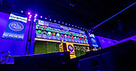 LOUISVILLE, KY - OCTOBER 29: The post positions for the Breeders' Cup Classic are drawn at the Rood & Riddle 2018 Breeders' Cup Post Position Draw at EQCON on October 29, 2018 in Louisville, Kentucky. (Photo by Alex Evers/Eclipse Sportswire/Breeders Cup)