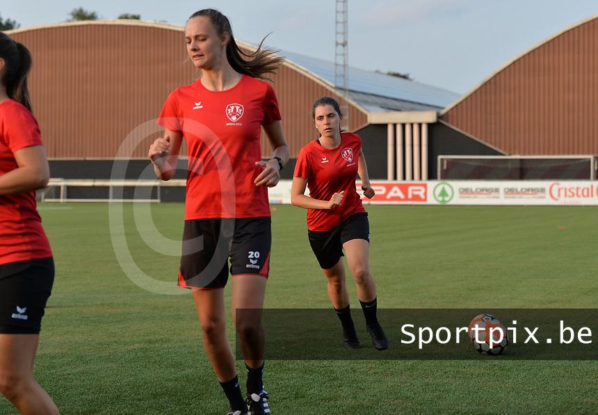 Kaat Herbots from FC Alken