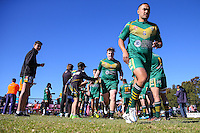 Reserves Rd 12 - Wyong Roos v Entrance Tigers