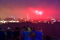 Brookfield Prop. 16-7 Potomac Tower fireworks